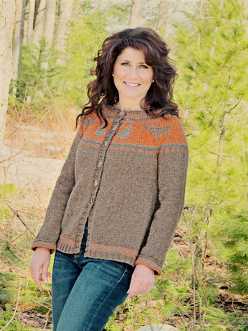 2246 Maine Woods Cardi picture