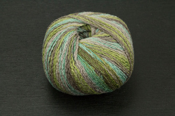 TY-DY SOCKS-Skinny Stripes Olive Taupe picture