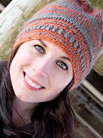 2172 Crochet Brim Hat picture