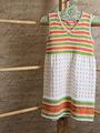 2112 Candy Dots Girl Dress - Digital