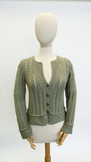 1422 Delicate Vine Cardigan