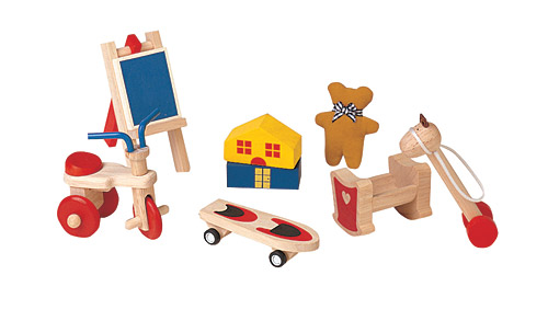 Buy PlanToys Toys - PlanToys - FUN TOYS SET