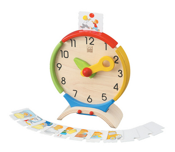 ACTIVITY CLOCK picture