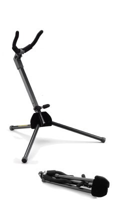 TravLite™ In-Bell Alto Saxophone stand picture