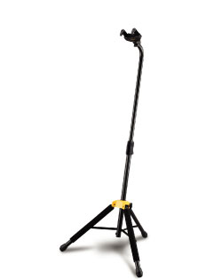 Auto Grab guitar stand with SFF on legs picture