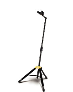 Auto Grab guitar stand with foldable yoke picture