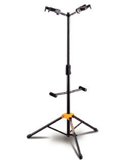 Auto Grab Duo guitar stand picture