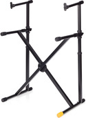 Double Tier X Keyboard Stand