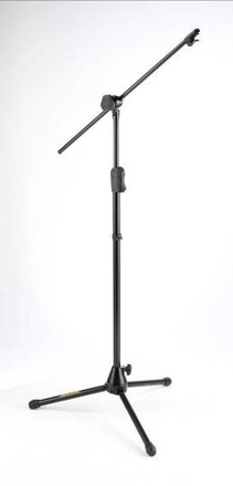 Tripod Mic. Stand with Boom & Quik-N-EZ Adaptor picture
