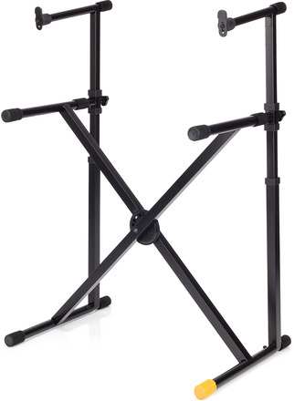 Double Tier X Keyboard Stand picture