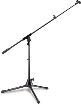 Kick Drum Tripod Mic. Stand with diecast base and long telescopic boom picture