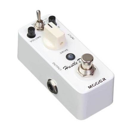 MOOER HUSTLE DRIVE DISTORTION PEDAL picture