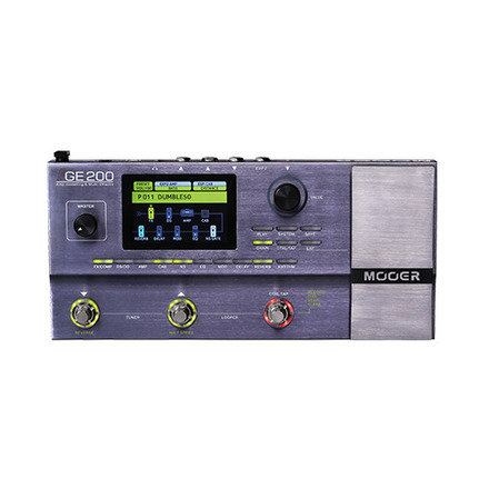 MOOER GE200 MULTI EFFECTS PROCESSOR picture