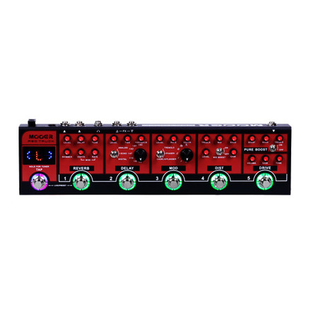 MOOER RED TRUCK picture