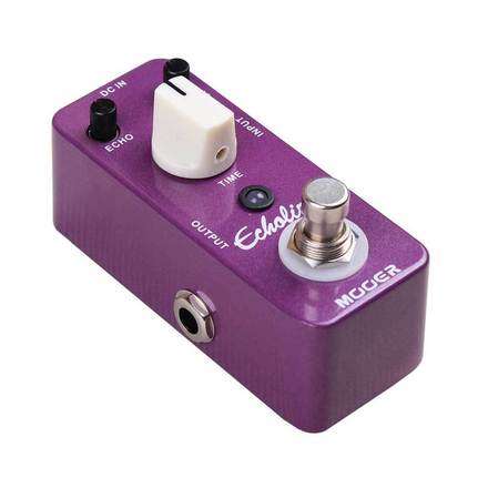MOOER ECHOLIZER ANALOGUE DELAY PEDAL picture