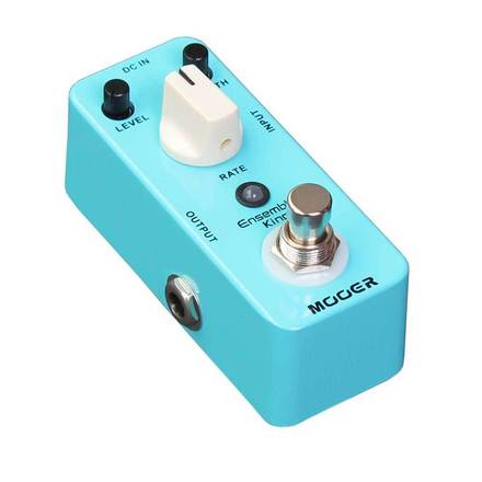 MOOER ENSEMBLE KING ANALOG CHORUS PEDAL picture