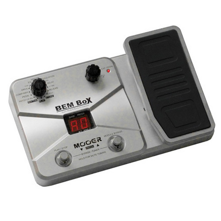 MOOER BEMBOX BASS FX PROC+EXP.PEDAL picture