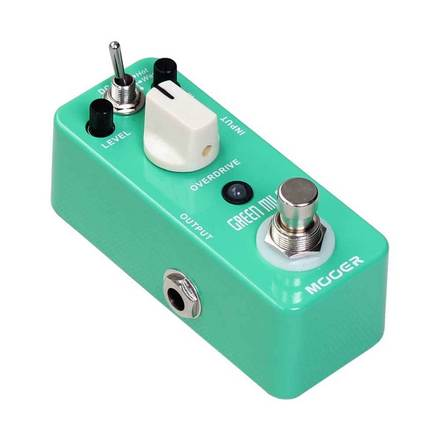 MOOER GREEN MILE OVERDRIVE PEDAL picture
