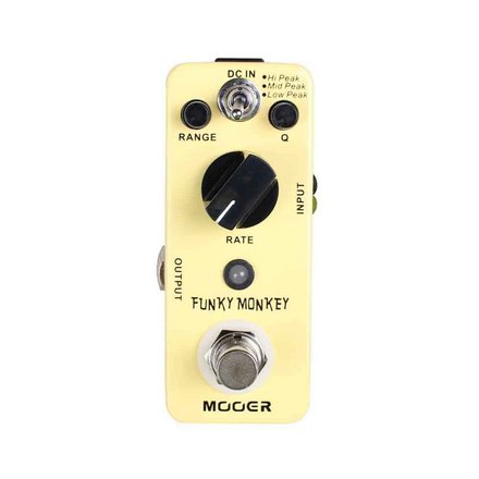 MOOER FUNKY MONKEY DIGITAL AUTOWAH PEDAL picture