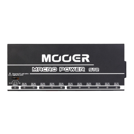 MOOER MACRO POWER S12 picture