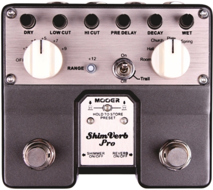 MOOER SHIMVERB PRO picture