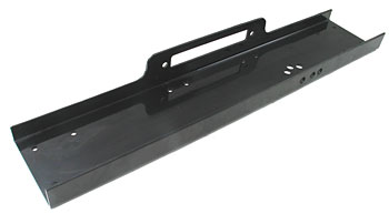 "Universal Mounting Channel for Truck Winches with 10"" x 4.5"" mount picture"