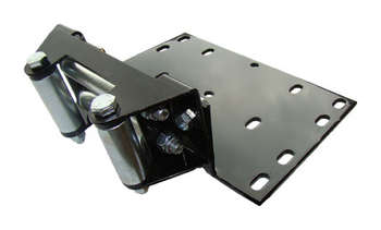 Kawasaki Brute Force 650 Winch Mount picture