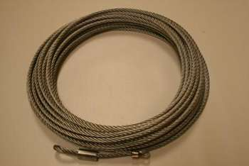"Wire Rope, 5/16"" x 100ft (8.1mm x 30.5m) picture"