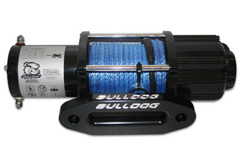 4000lb UTV/Utility Winch with Synthetic Rope picture