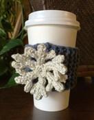 Snowflake Coffee Jacket Kit