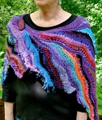 River Run Shawl