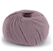 ECO Wool-1214 Soft Grey-Pink
