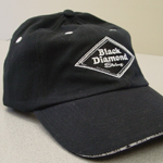 Black Diamond Hat -  Black Diamond Logo (Low Profile) picture