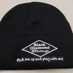 Black Diamond Beanie-  Black Diamond/ Pick Me Up picture