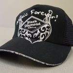 Black Diamond Hat -  Music Forever Logo (High Profile) picture