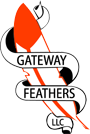 Gateway Feathers Product Catalog; 