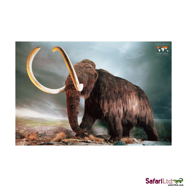 Mammoth Laminated Poster picture