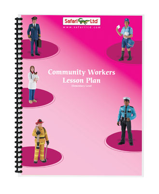 Community Workers Lesson Plan picture