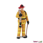 People at Work Bob the Firefighter
