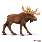 "Wild Safari<font size=""-1"">® </font> North American Wildlife Moose"
