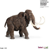 Carnegie Dinosaur Collectibles Woolly Mammoth