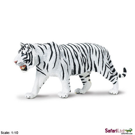 "Wildlife Wonders<font size=""-1"">� </font> White Siberian Tiger"