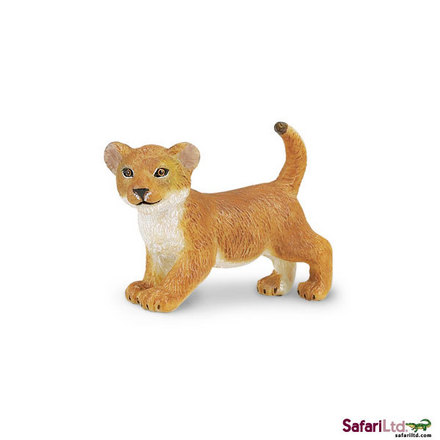 Wild Safari Wildlife <br> Lion Cub picture