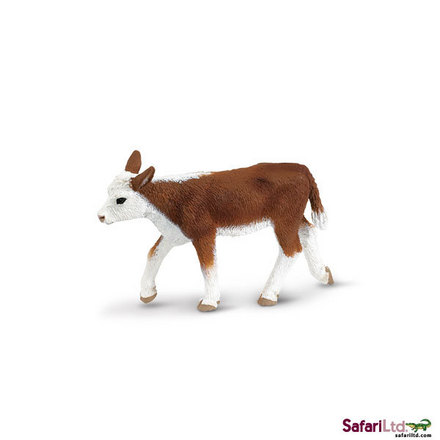 Safari Farm Hereford Calf picture