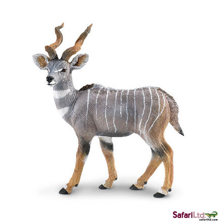 "Wild Safari<font size=""-1"">® </font> Wildlife Lesser Kudu"