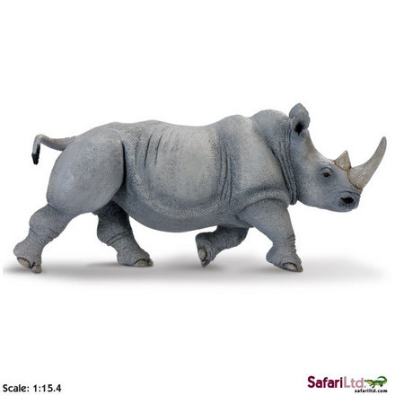 "Wildlife Wonders<font size=""-1"">� </font> White Rhinoceros picture"