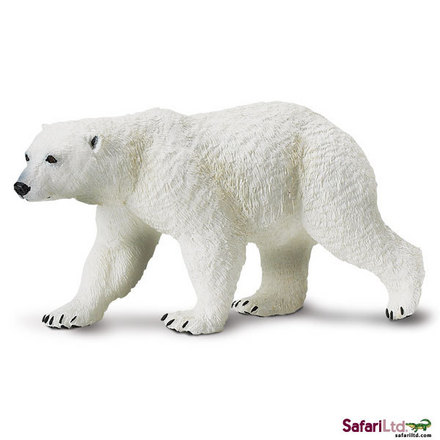 "Wild Safari<font size=""-1"">® </font> Sea Life Polar Bear"