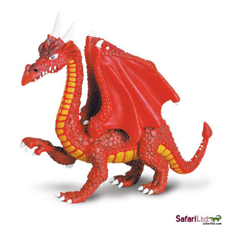 Dragons Red Dragon picture