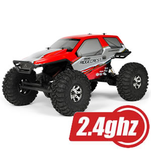 Axial AX10 Ridgecrest 1/10th Electric 4Wd - Rtr picture
