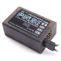 Etronix Pulse Ex3G 2.4Ghz Receiver For Et1000 picture